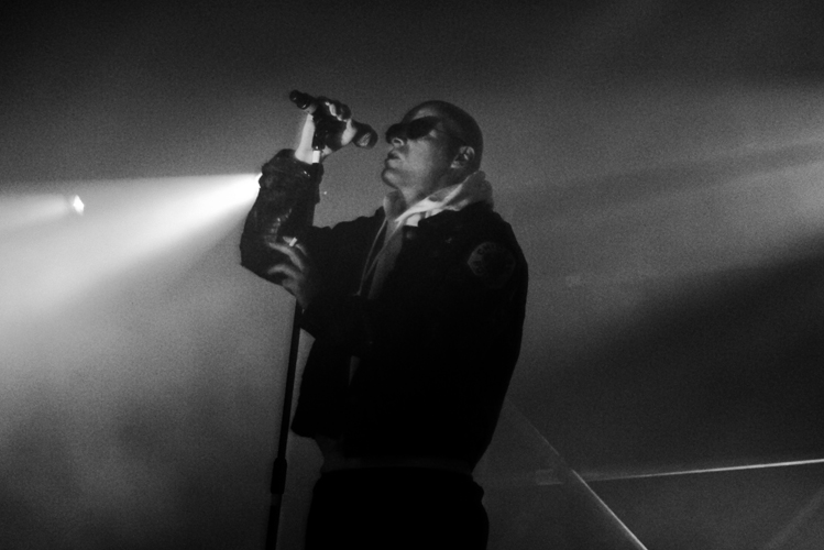 The Sisters Of Mercy | Andrew Eldritch | Lokeren